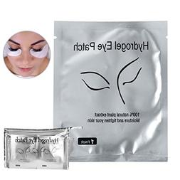 110 Pairs Eyelash Extension Gel Patches Kit, Lash Extension