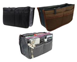 3 Pack Travel Makeup Cosmetic Bag Case Toiletry Beauty Organ