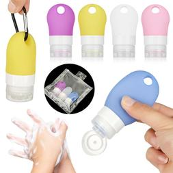 38/60/90ml Refillable Bottle Containers Hook bottle Travel M