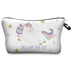 3d printing unicorn makeup bag pencil case