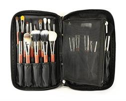 LOUISE MAELYS Multifunctional Makeup Brush Holder Organizer