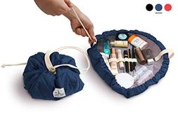 Lattepapa House - 3 seconds quick packing lazy drawstring co