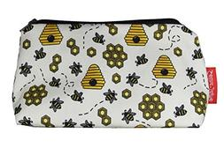 1817d0a3365e Selina-Jayne Bees Limited Edition Designer Toiletry Bag