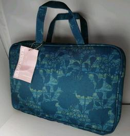 Sonia Kashuk153; Weekender Makeup Bag - Blue Asian Floral Bl
