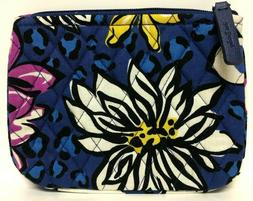 Vera Bradley AFRICAN VIOLET ACCESSORY CASE Cosmetic Tech Mak