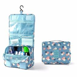 Cosmetic bag,Toponly Clear Travel Bag Cosmetic Carry Case To