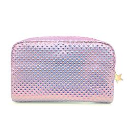 Cosmetic Bag Makeup Bag Toiletry Travel Bag Handy Holographi