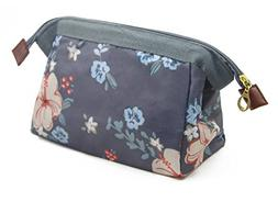Admirable Idea Womens Travel Cosmetic Bags Handy Toiletry Ma