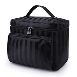 DRQ Large Cosmetic bags-Multifunction Portable Travel Toilet
