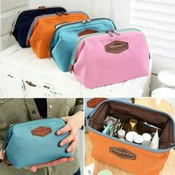 Beauty Travel Cosmetic Bag Girl Multi function Makeup Pouch