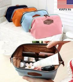 Beauty Travel Cosmetic Bag Women Multifunction Makeup Pouch