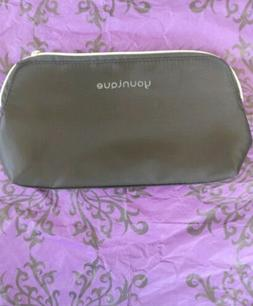 Younique Black Makeup Bag With Zipper Brand New in the Plas