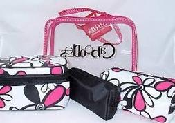 Caboodles Bling Thing 4 Pc Travel Bags