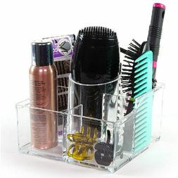 Caboodles Blowout Beauty Acrylic 6 Compartment Hair Accessor