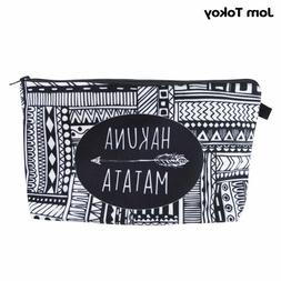 Jom Tokoy Fashion Brand Cosmetic Bags 2018 New Makeup Case 3