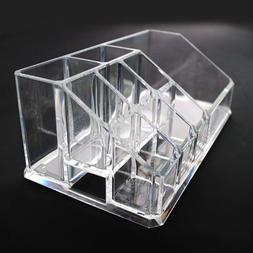 Acrylic Cosmetic Organizer Makeup Brushes Holder 1032