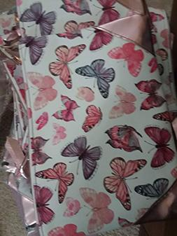 IPSY Butterfly Makeup Cosmetics Bag April 2018