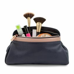 Caboodles Life & Style Zip Pop Large Makeup Accessory Carry