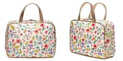 Primrose Hill Calico Canary Collection Cosmetic Duffle Weeke