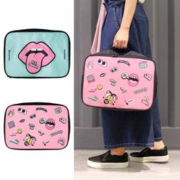Cartoon Makeup Travel Cosmetic Bag Case Multifunction Pouch