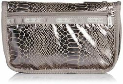 LeSportsac Boxed Travel Cosmetic Case, Magnetic Snake, One S