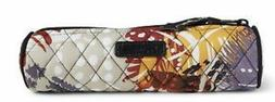 Vera Bradley On a Roll Jewelry Case in Painted Feathers