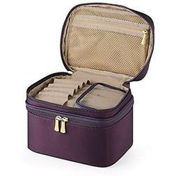 CHICECO Cosmetic Bags Travel Makeup Train Case Toiletry - Do