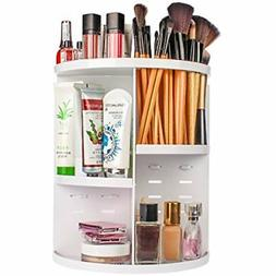 Cosmetic Display Cases Makeup Organizer, DIY Detachable Spin