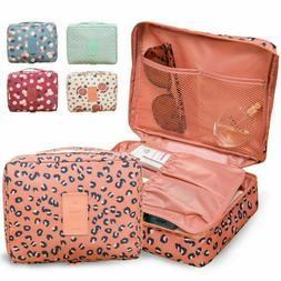 Cosmetic Lady Makeup Case Pouch Large Travel Toiletry Wash Z