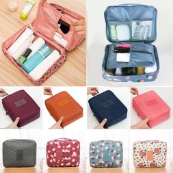 Cosmetic Makeup Bag Make Up Toiletry Case Hanging Pouch Wash