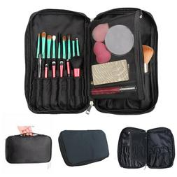 Cosmetic Makeup Brush Bag Case Handle Organizer Holder Pouch