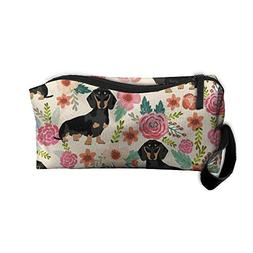 Dachshund Animal Floral Stylish Anti-bacterial Waterproof Co