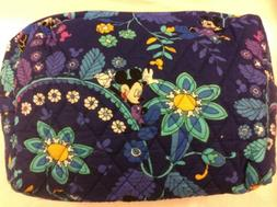 Vera Bradley Disney Parks Dreaming Mickey Mouse Large Cosmet