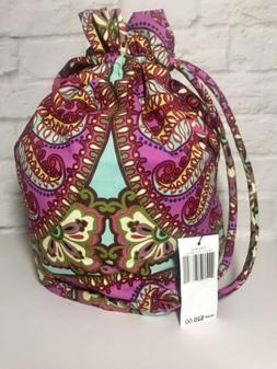 fc8b43eb2 Vera Bradley DITTY BAG perfect 4 gym lunch snacks makeup in