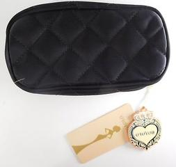 Hoyofo Double Sided Makeup Organizer Cosmetic Pouch Bag for