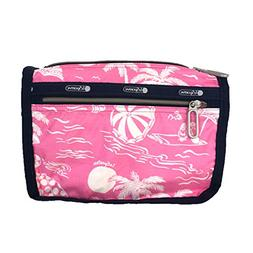 LeSportsac Essential Everyday Cosmetic Case, Hawaiian Getawa