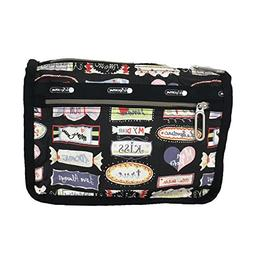 LeSportsac Women's Everyday Cosmetic Case Sweet Talk Cosmeti