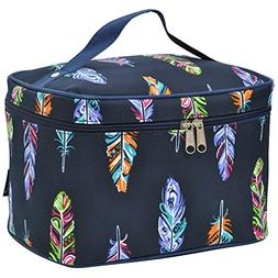 Feather NGIL Large Top Handle Cosmetic Case