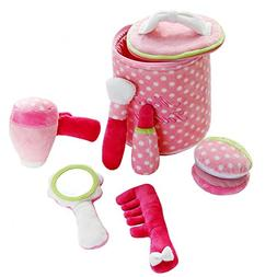 SHILOH Baby Fill and Spill Girl Pretend Play Make up Kit Min