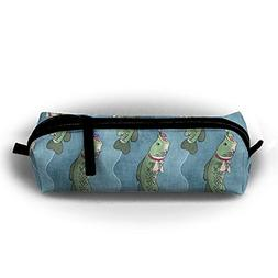 Fishing Lure Accessories Pouch Pencil Pouch Portable Makeup