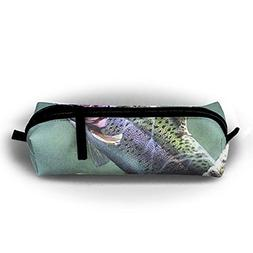 Fishing Lure Pouch Makeup Pencil Pouch Cosmetic Bag For Purs
