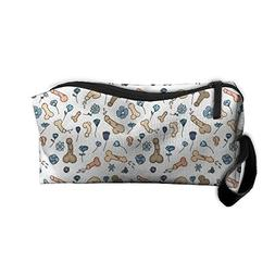 German Shorthair Pointer Dog Make-Up Cosmetic Tote Bag Carry