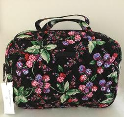 143433b90 Editorial Pick Vera Bradley Grand Large Cosmetic Travel Zippered Bag Winter