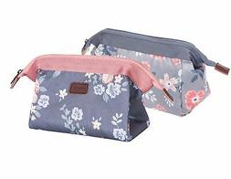 BAGOOE Handy Travel Cosmetic Makeup Clutch Bag Case Pouch Ny