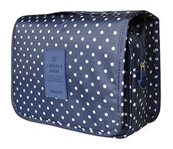 Hanging Travel Makeup Cosmetic Bag - Lady Color Foldable Org