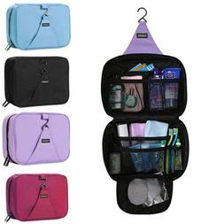 Hanging Cosmetic Makeup Bag Travel Toiletry Organizer Waterp