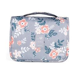 Ac.y.c Hanging Toiletry Bag-Portable Travel Organizer Cosmet