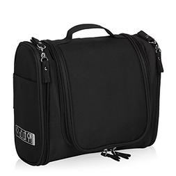 Hanging Toiletry Bag Travel Cosmetic Kit - Large Essentials