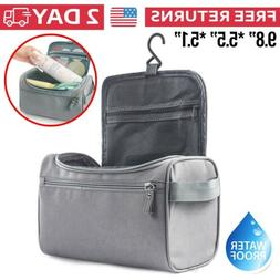 Hanging Toiletry Bag Makeup Travel Cosmetic Mens Womens Orga