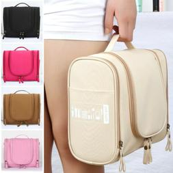 Hanging Toiletry Bag Travel Cosmetic Kit Large Essentials Ma